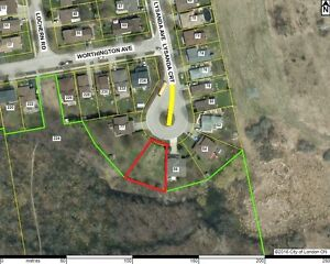 Build your dream house - Vacant Residential Building Lot London Ontario image 1