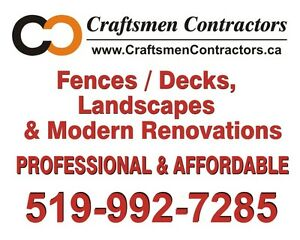 Craftsmen Contractors - Professional & Affordable Windsor Region Ontario image 1