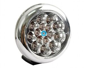 NEW-Pair-12V-15-LED-WHITE-LIGHT-WORK-LAMP-FOR-CARAVAN-CAR-BOAT