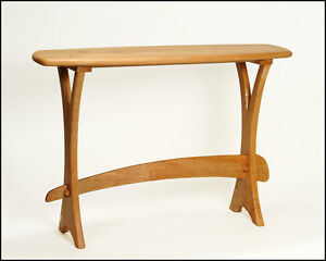 Maple Hall Table