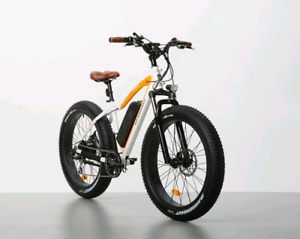 2018 RAD ROVER ELECTRIC BIcycle WHITE