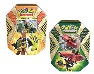 Pokemon Island Guardians GX Tins Now Available @ Breakaway