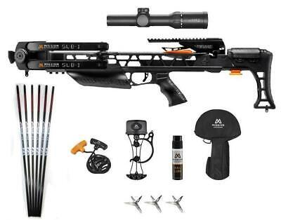 Wyvernized Mission Sub-1 Crossbow Custom Package in Black NEW!!!