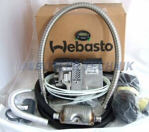 webasto water heater thermo top c 5 2kw diesel 12 volt ebay. Black Bedroom Furniture Sets. Home Design Ideas