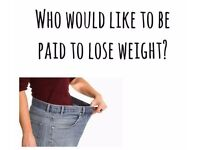 Would you like to lose weight AND earn an income at the same time?