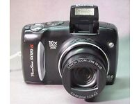 canon power shot SX120IS