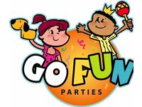 Kids/Children's Entertainer. Special offer 1 hour with Miss Fun only £80 normally £125