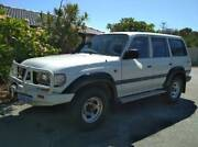 1995 80 Series Turbo Diesel Toyota Land Cruiser Shelley Canning Area Preview