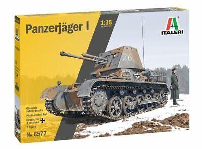 Italeri 6577 - 1/35 Panzerjäger I - Neu