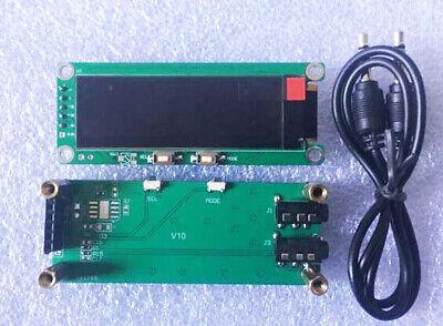 2 Inch Oled Music Spectrum Display Analyzer Indicator Bottom Plate Line