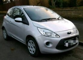 2013 FORD KA SILVER 1.2 3 DR