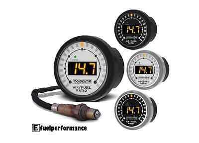 NEW INNOVATE MTX-L Air-Fuel Ratio Wideband Gauge Kit w-O\xb2 Sensor LSU 4.9  #3844