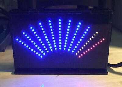 Ask11 Led Music Spectrum Display Analyzer Stereo Audio Level Indicator Vu Meter