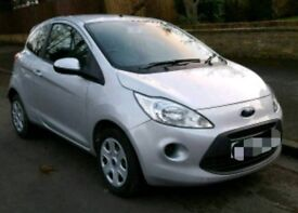 2013 Ford Ka 1.2 silver low mileage