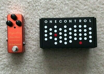 One Control Lingonberry Overdrive - Free Shipping