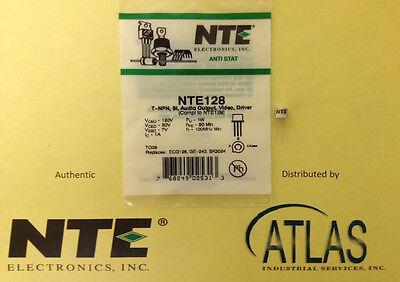 Nte Nte128 T-npn Si Audio Output Driver