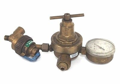 Victor Equipment S361c Compressed Gas Regulator 373838 200psi W Airco 8010786