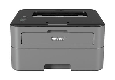 Brother HL-L2300D Monochrome Laser Printer with Duplex Print