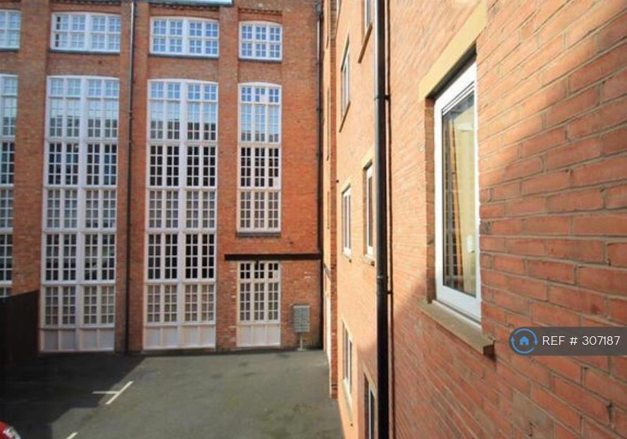 2 bedroom flat in Rupert Street, Leicester, LE1 (2 bed)