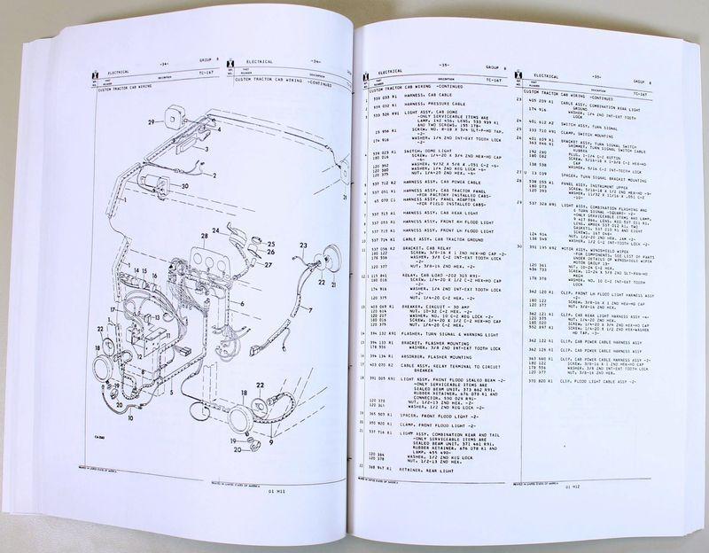 ih 1466 wiring diagram private sharing about wiring diagram u2022 rh caraccessoriesandsoftware co uk Delco Tractor Alternator Wiring Diagram ih 1066 cab wiring diagram