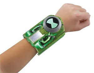 Ben 10 Ultimate Alien Pure Ultimatrix Watch Battery powered Sounds Lights Bandai