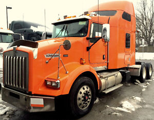 2003 Kenworth T800 Condo Sleeper NO DPF!!! NO SCR !!!