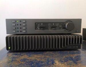 Amplificateur Quad 306 et préamplificateur Quad 34