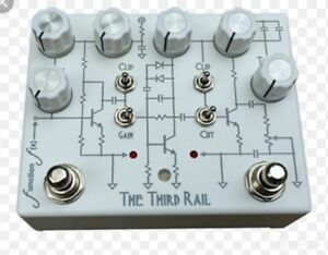 Third Rail Boutique 2 Channel Overdrive Pedal