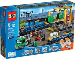 LEGO City 60052 - Cargo Train - Brand New Sealed Kitchener / Waterloo Kitchener Area image 1