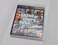 Grand Theft Auto 5 - GTA V for PS3 (Mint Like New Condition)