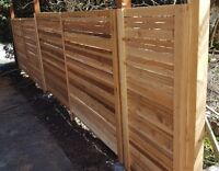 EXQUISITE FENCES | DECKS | ARBOURS | POST & BEAM
