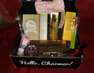 BOXYCHARM / BOXYLUXE SEPT 2018 LUXE BOX - FULL ALL BRAND NEW