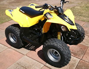 2012 Can Am Ds90 4 stroke