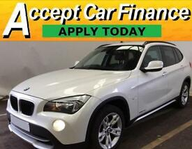 BMW X1 2.0TD sDrive 20d EfficientDynamics FROM £48 PER WEEK !