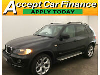 BMW X5 3.0D SE FINANCE OFFER FROM £72 PER WEEK!