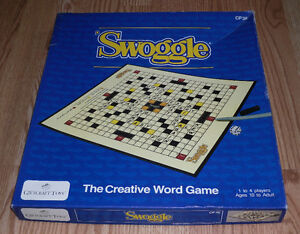 Swoggle : The Creative Word Game (Scrabble with no tiles)