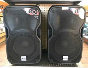 Alto speakers