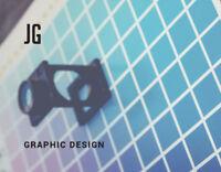 Local Graphic Designer for Hire