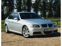 2008 BMW 3 Series 2.0 320i M Sport 4dr Saloon Petrol Automatic