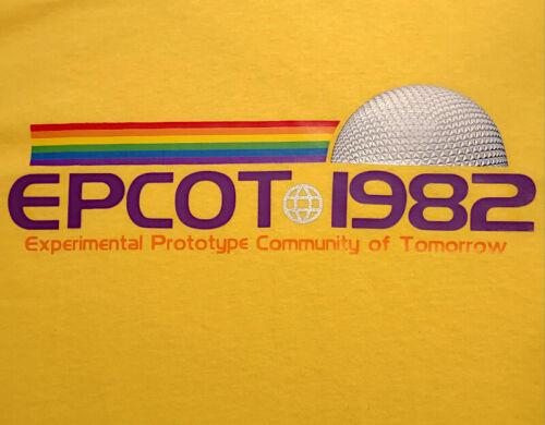 Retro Disney World Epcot Center T-Shirt custom unisex men women vintage shirt