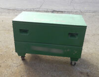 """Greenlee 2448 chest: 60""""W, Casters Included! Excelent Condition"""