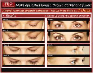 FEG Eyelash Enhancer West Island Greater Montréal image 1