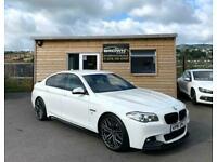 2015 BMW 520d M Sport 4dr Step Auto