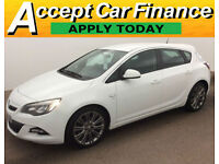 Vauxhall Astra 2.0CDTi SRi VX Line FINANCE OFFER FROM £41 PER WEEK!