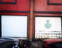 Able service for your garage door or opener