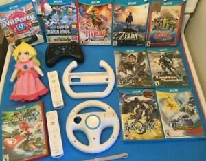 Manette Pro, Bayonetta 2, Pokken, Zelda Breath of the Wild