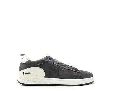 Shoes VESPA Man Sneakers trendy GRIGIO Suede V00005-300-97