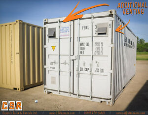 PORTABLE STORAGE CONTAINERS // COXON'S SALES & RENTALS LTD. London Ontario image 9