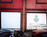 Quick and professional service for your garage door or opener