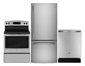 Looking for decent fridge and stove